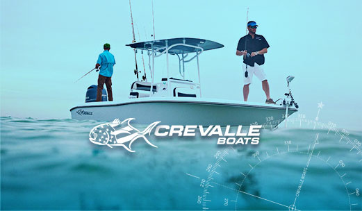 work for crevalle boats