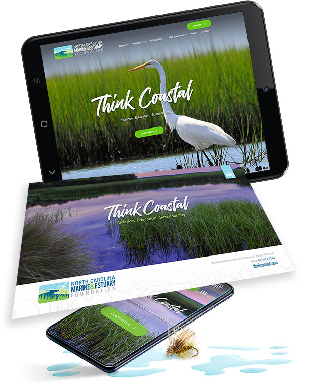 marketing and branding by thrive